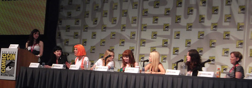 Oh You Sexy Geek Panel