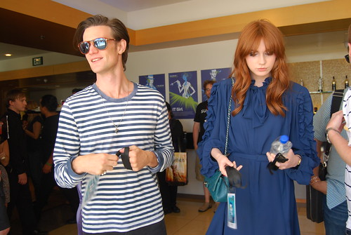 SDCC 2011, The Wired Cafe