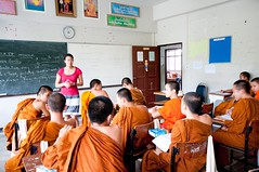 Teaching Monks 3