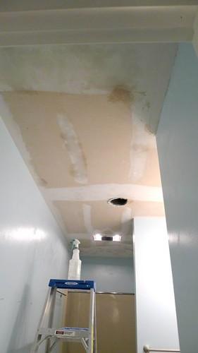 Ceiling Scraped