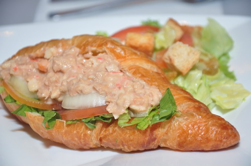 Seafood Sandwhich