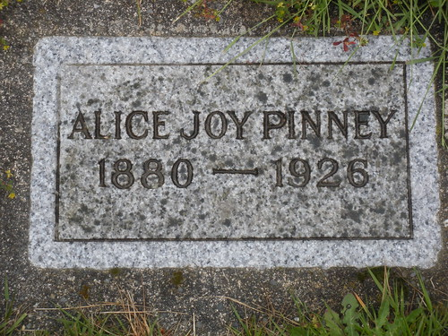 Alice Joy Pinney