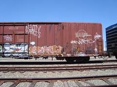ZS - SEAN (4GSMAG_DOTCOM) Tags: california train graffiti kevin canyon sean american harris bobcat zs renos adk fils northbay plantrees wkt sworne shak1