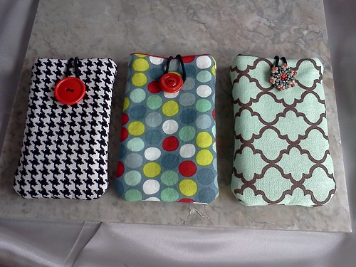 Three new phone covers by theresplendentbeauty
