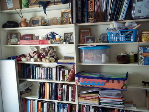 Bookcases- not sorted yet