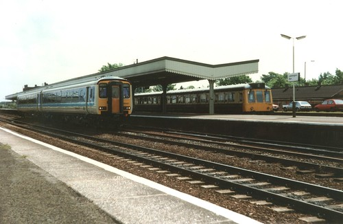 Sprinter and DMU