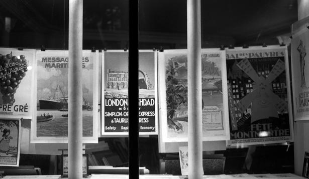 Красивые черно-белые фото Парижа