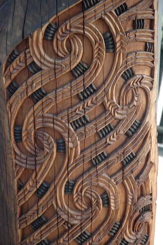 Maori Carving 1