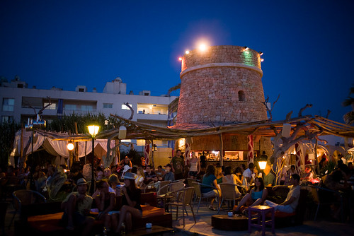 Kumharas, Ibiza Sunset Restaurant