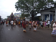 Weather and Wet (PassionParade) Tags: men festival children dawn women divine lanka devotion srilanka colourful hindu tamil chariot idols colombo downpour deities kaavadi wellawatte bambalapitty