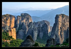 Meteora Monasteries (the_colorado_incident) Tags: old ancient greece grce monastre meteora kalambaka monasteries kastraki meteores