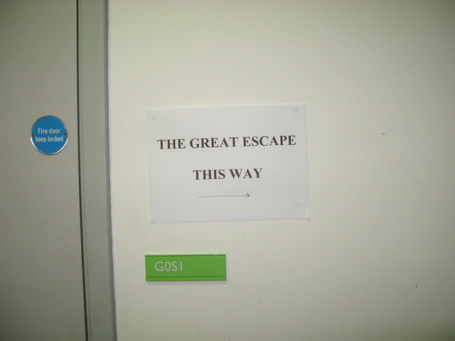 Great Escape Directions