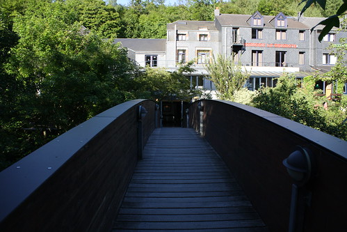 Poix St Hubert bridge