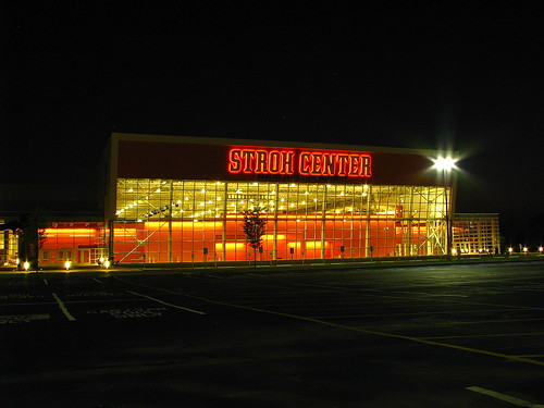 The Stroh Center by Davey..