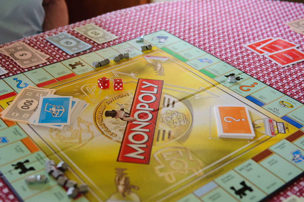 Monopoly Time