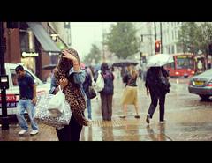 july in oxford street (ken_tsuda) Tags: london summer 2011 july street urban uk nikon d700 fx full frame nikkor bokeh 50mm f14 kentsuda ken tsuda photography kentaro rain rainy wet british shower downpour