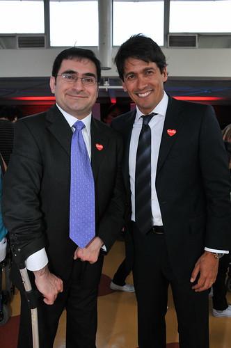 Inicio Teletón 2011: Con la Fuerza del Corazón