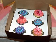 Cupcakes by Teckelcar