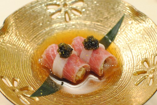 toro monkfish liver