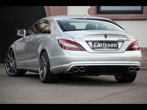 2011 Carlsson CK63 RS based on Mercedes-Benz CLS 63 AMG