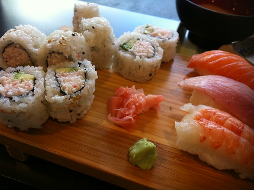 Sendai Sushi (Financial District, Downtown Vancouver)