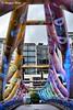 The bridge of arts. (Reggie Wan) Tags: city architecture singapore asia southeastasia day cityscape robertsonwalk robertsonquay moderncity asiancity artisticbridge reggiewan sonya850 sonyalpha850 gettyimagessingaporeq1