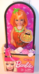 2011 Target Halloween Chelsea (The Doll Cafe) Tags: halloween chelsea barbie target kelly 2011 storeexclusive