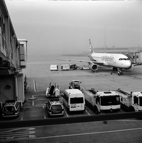 Munchen Flughafen by yurihramov