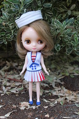 What Matilda wore to BlytheCon