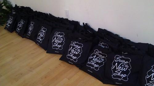 Swap Lulu's swag bags!