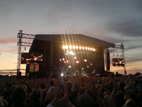 Foo Fighters in Helsinki