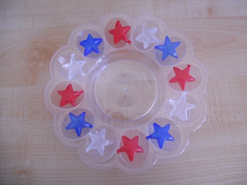 Transferring Ice Cube Stars Activity (Photo from Counting Coconuts)