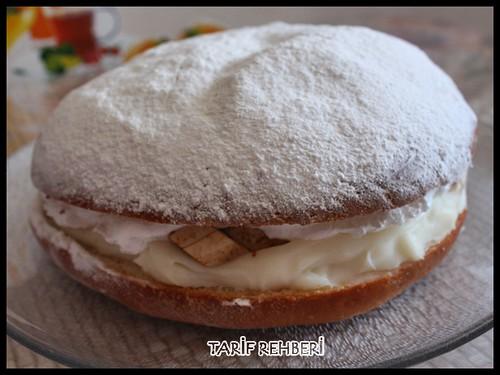 amonyaklı pasta alman pastası