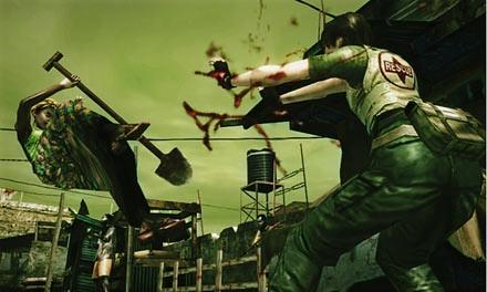 Resident Evil The Mercenaries 3D Skills Guide