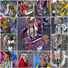 Pow Wow Mosaic (misst.shs) Tags: nikon powwow nativeamerican arleemontana dancing regalia colorful costumes culture saleeshtribes