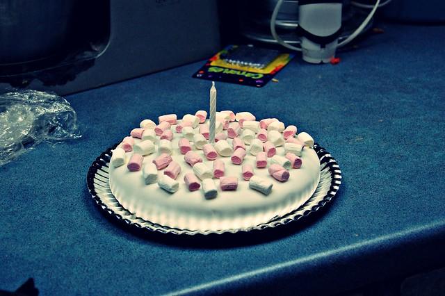Luciana's cake
