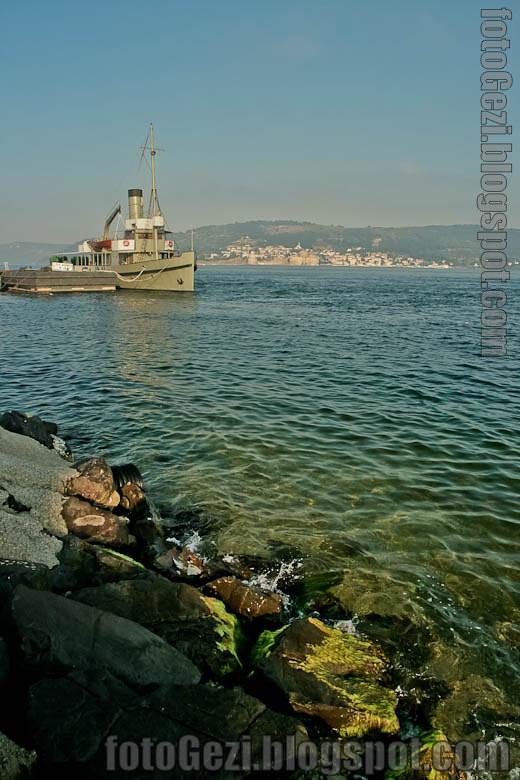 Nusret Mayın Gemisi, Çanakkale Deniz Müzesi