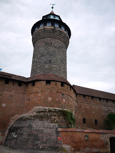 Nuremberg Castle's tower