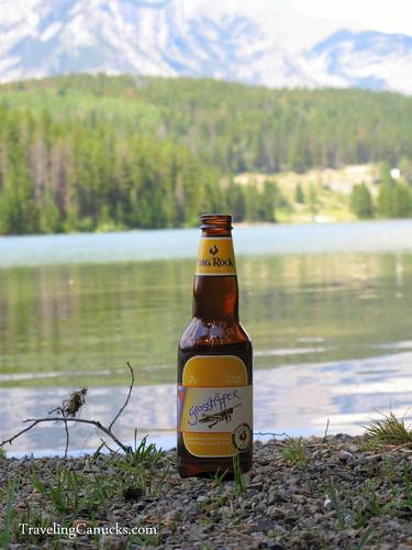 Grasshopper Big Rock Beer Canada