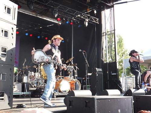 Big Jeezus Truck at Bluesfest
