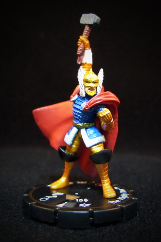 Marvel HeroClix Supernova #224 The Mighty Thor - LE