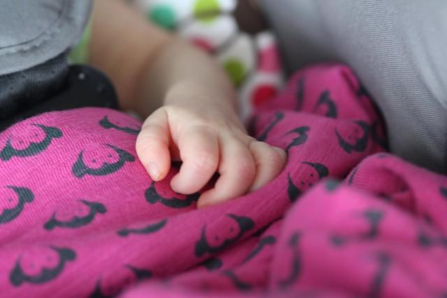 wee little preemie paw