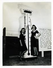 47 Tyndall Field, Florida WWII (rich701) Tags: city bw woman fashion vintage army war florida wwii 1940 worldwarii ww2 1942 airforce 1945 1941 1944 1943 graflex speedgraphic tyndall aaf warbonds usaaf floridamemory fieldpanama