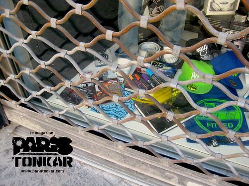 Paris Tonkar magazine et International Hip-Hop // Wrung, Halles à Paris by Pegasus & Co