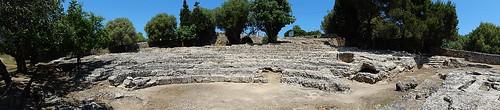 Roman Amphitheater in Alcúdia