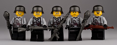 German Forces (~Ghost Soldier~) Tags: world 2 two berlin germany soldier war lego d lol awesome ghost ba axis prototypes 2011 fatherland brickarms protoeleven11prototipz