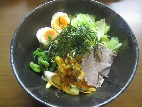 家系冷麺@五十三家(新桜台)