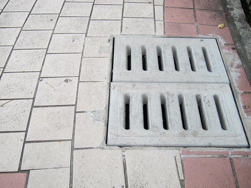 Concrete Grate by wanhashim