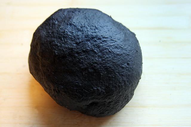 Fetuccine al Nero di Seppia 029