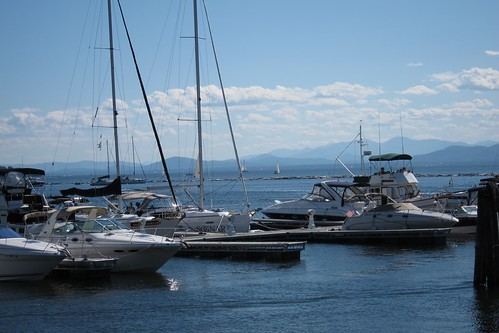 Burlington, VT Waterfront